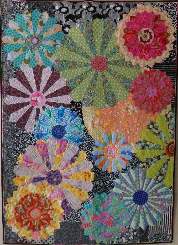 Candy Grisham My Flower Plates